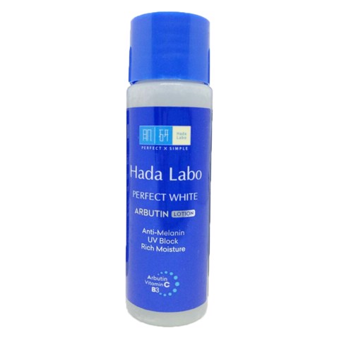 Sữa dưỡng Hada Labo Perfect White Arbutin Lotion 40ml