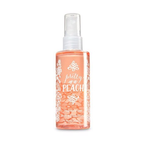 Xịt Toàn Thân Bath & Body Works Pretty As A Peach Body Mist 88ml