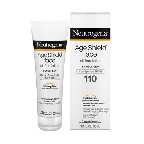 Kem chống nắng Neutrogena Age Shield Face Oil Free SPF 110 88ml