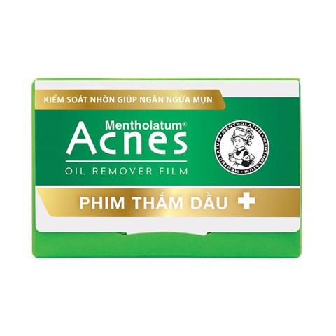 Giấy thấm dầu Acnes Oil Remover Film 50 tờ