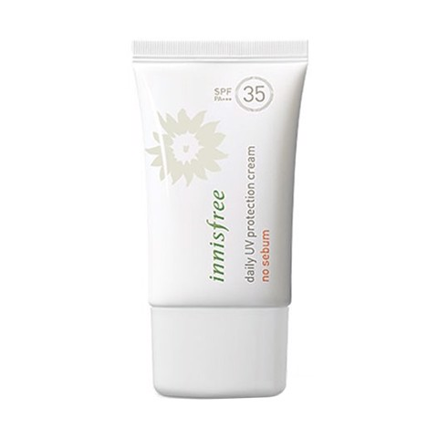 Kem Chống Nắng Innisfree Eco Safety No Sebum Sunblock SPF 35 PA+++
