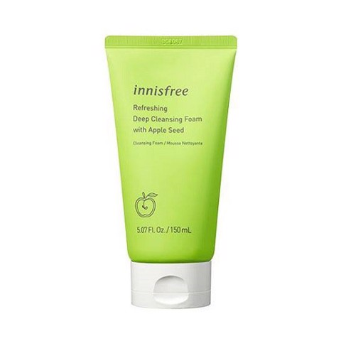 Sữa Rửa Mặt Innisfree Apple Seed Deep Cleansing Foam 150ml