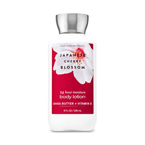 Lotion Dưỡng Thể Bath & Body Works Body Shea & Vitamin E Lotion 236ml