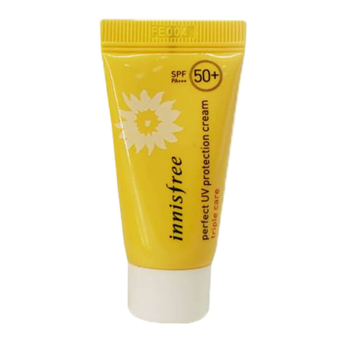 Kem Chống Nắng Innisfree Perfect UV Protection Triple Care 20ml