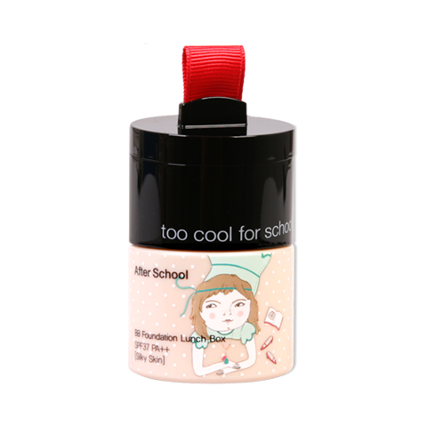 Kem Nền Too Cool For School After School BB Foundation Lunch Box