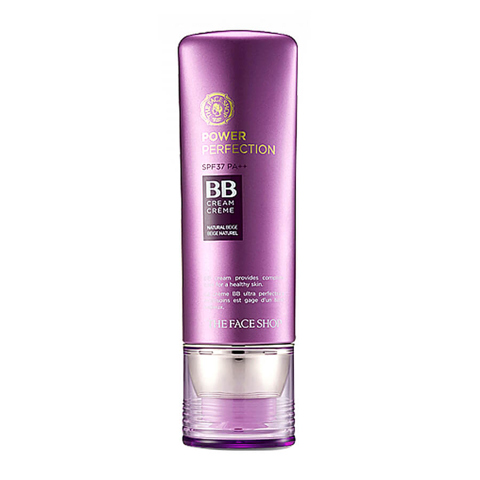 Kem Nền The Face Shop Power Perfection BB SPF 37/PA++ 40Gr