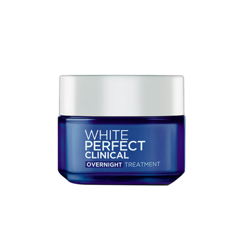 Kem Dưỡng Da Ban Đêm L'Oreal Paris White Perfect Clinical Overnight-Treatment 50ml