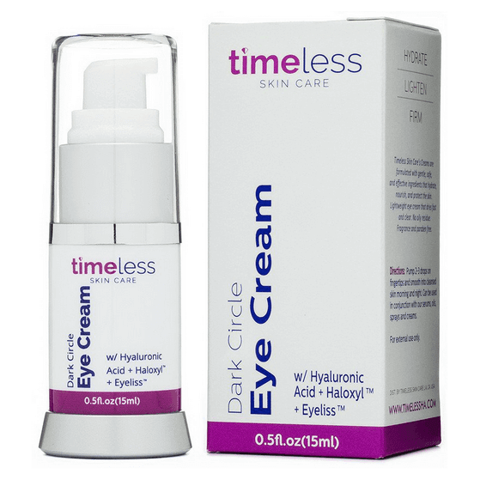 Kem Trị Thâm Mắt Timeless Dark Circle Eye Cream 15ml