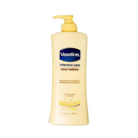 Sữa Dưỡng Thể Vaseline Intensive Care 350ml