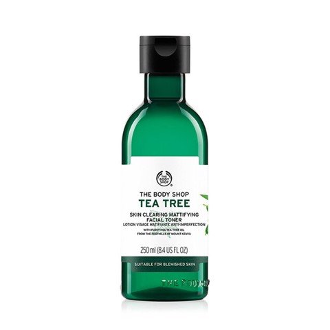 Nước Hoa Hồng The Body Shop Tea Tree Skin Clearing Mattifying Toner 250ml