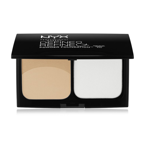 Phấn Phủ NYX Stay Matte But Not Flat Powder Foundation 7.5g