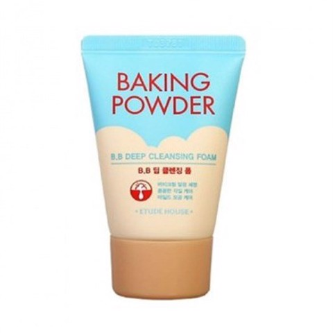 Sữa Rửa Mặt Etude House Baking Powder B.B Deep Cleansing Foam 30ml