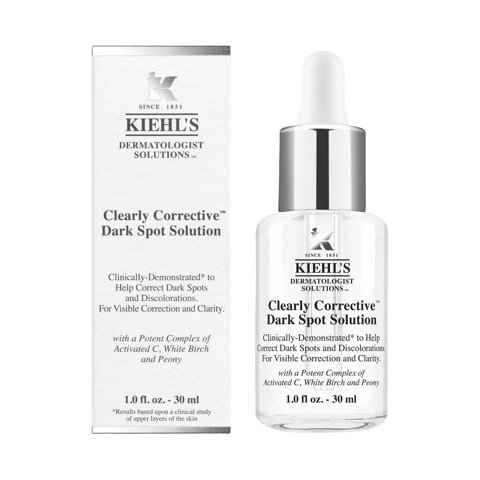 Kiehl's Clearly Corrective Dark Spot Solution 30ml - Serum Trị Thâm Nám