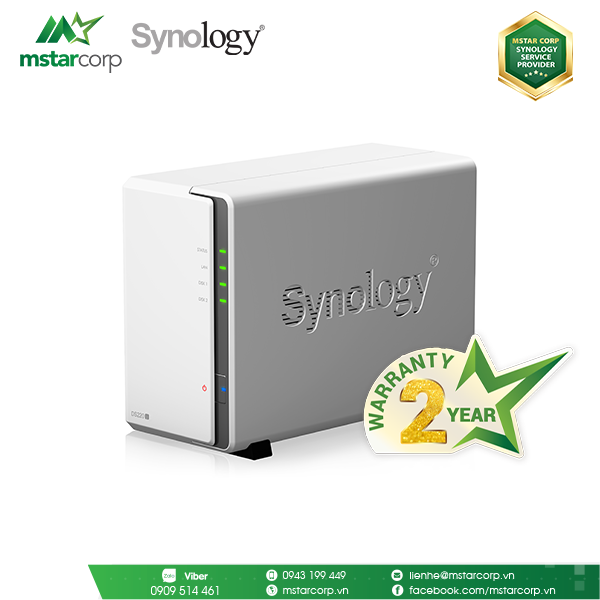 NAS Synology DS220j