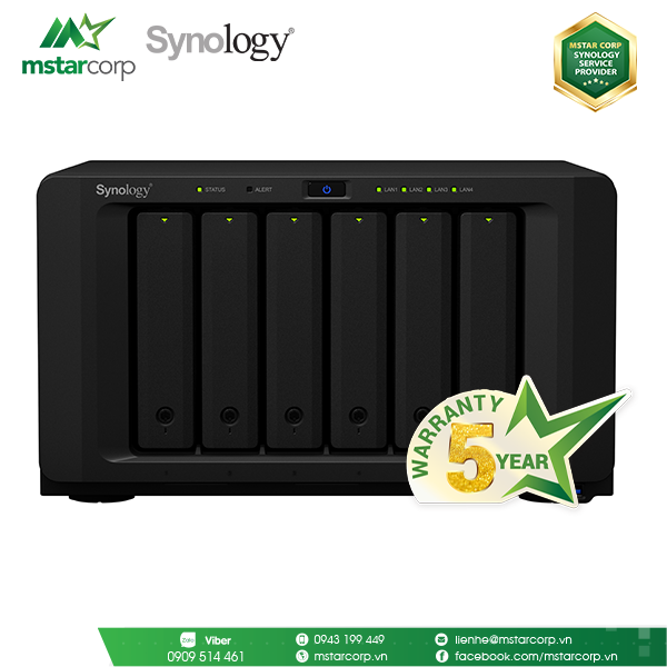 NAS Synology DS3018xs