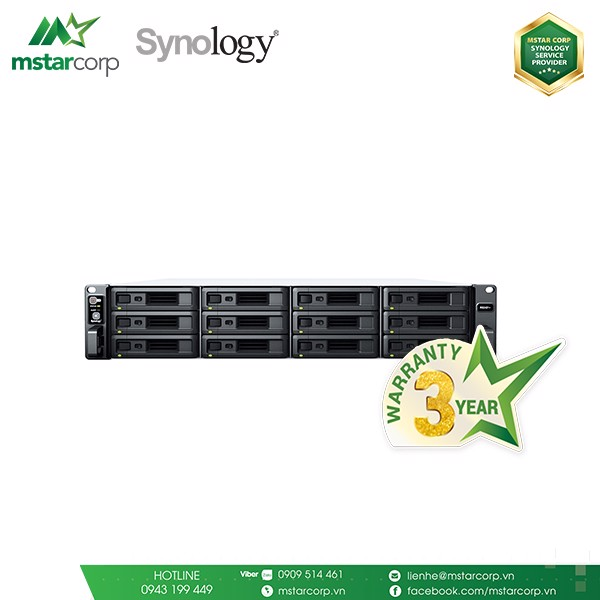 NAS Synology RS2421+