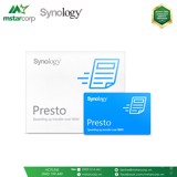 License Synology Presto File Server