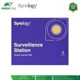 License Synology Surveillance Station pack 8