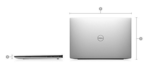 Laptop cũ Dell XPS 9370 - Intel Core i7 - 8550U