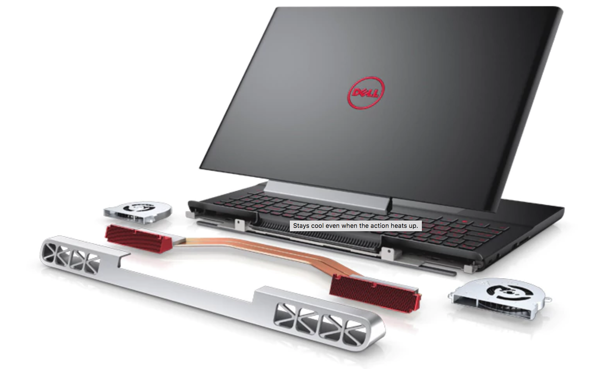 Laptop Gaming cũ Dell Inspiron 7566 - Intel Core i5 6300HQ, Nvidia GTX 960M