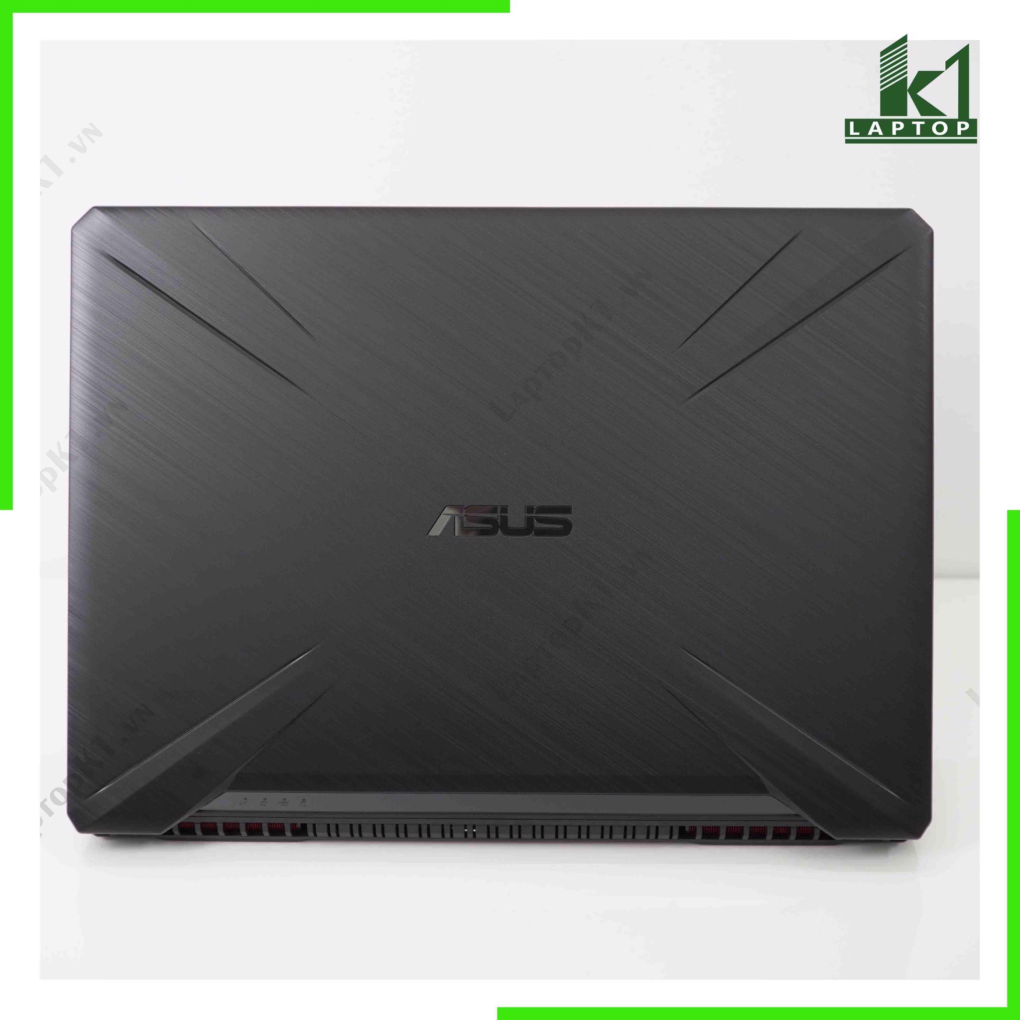 Laptop Gaming Asus TUF FX505DT, Ryzen 7-3750H, Geforce GTX 1650 4GB, 15.6″ 120Hz IPS
