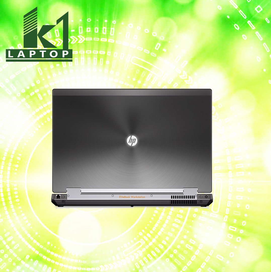 Laptop HP Elitebook 8560W (Core i7 2720QM, RAM 4GB, HDD 320GB, Nvidia Quadro 1000M-2000M, 15.6 FullHD)