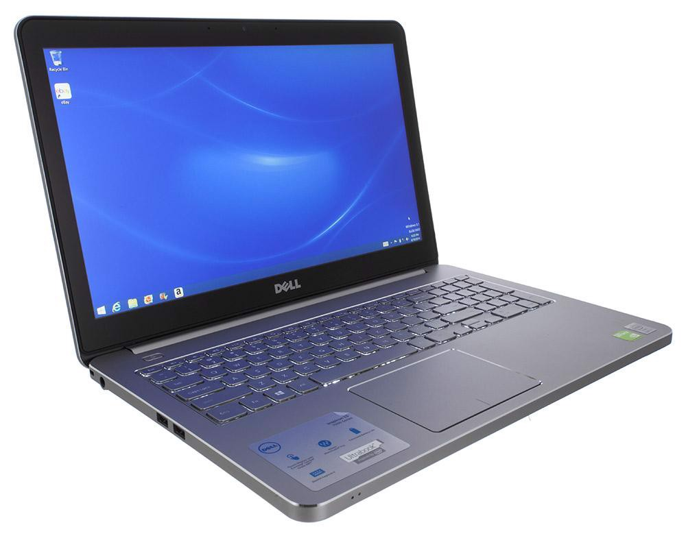 Laptop Dell Inspiron 15 7537 (Core i5 4200U, RAM 6GB, SSD 256GB, Nvidia Geforce GT 750M, 15.6 inch HD)