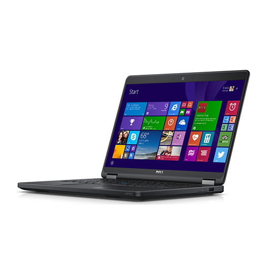 Laptop Dell Latitude E5450 (Core i5 5300U, RAM 4GB, SSD 120GB, Intel HD Graphics 5500, 14 inch)
