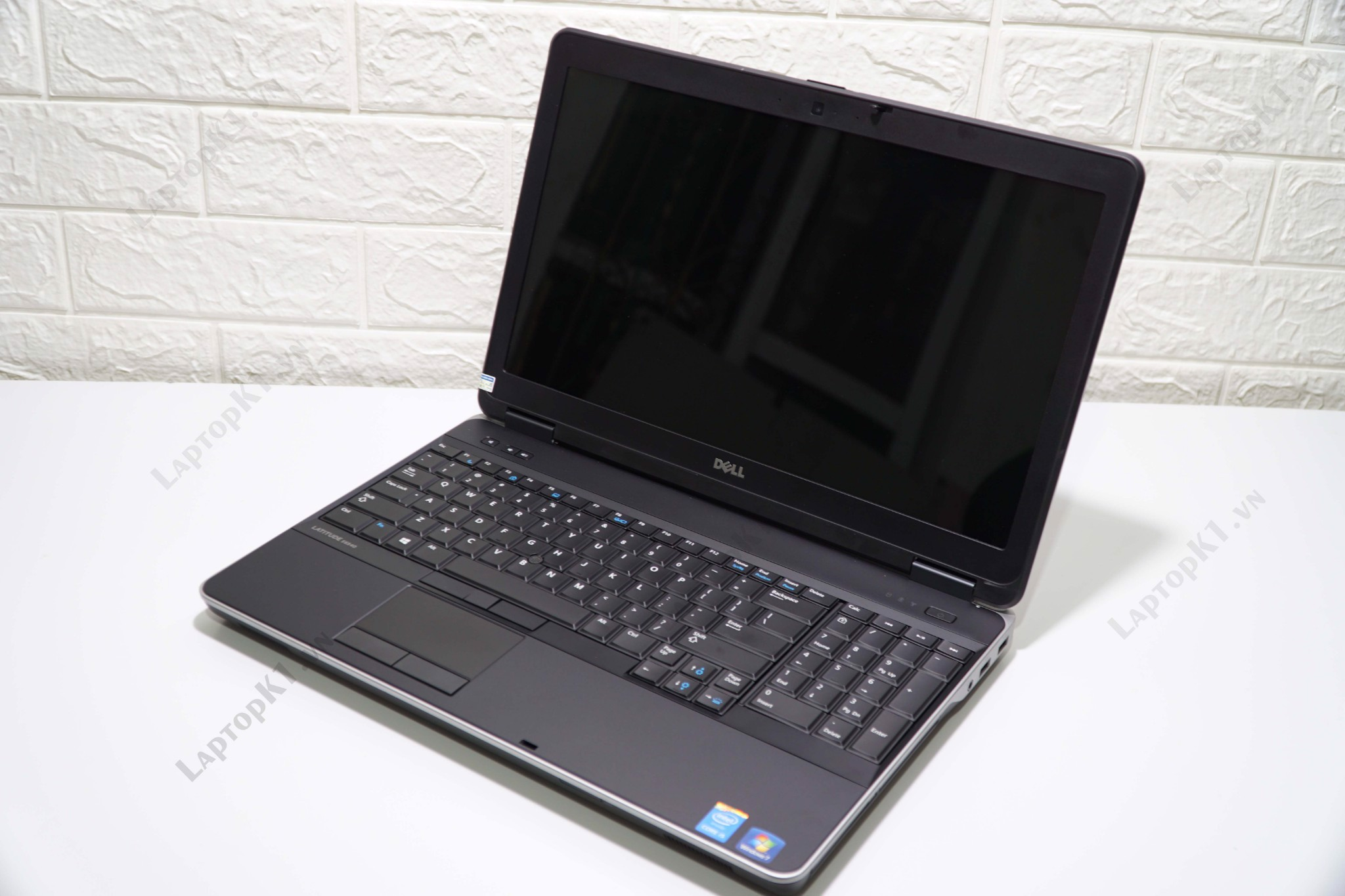 Laptop Dell Latitude E6540 (Core i5 4300M, RAM 4GB, HDD 500GB, Intel HD Graphics 4600)
