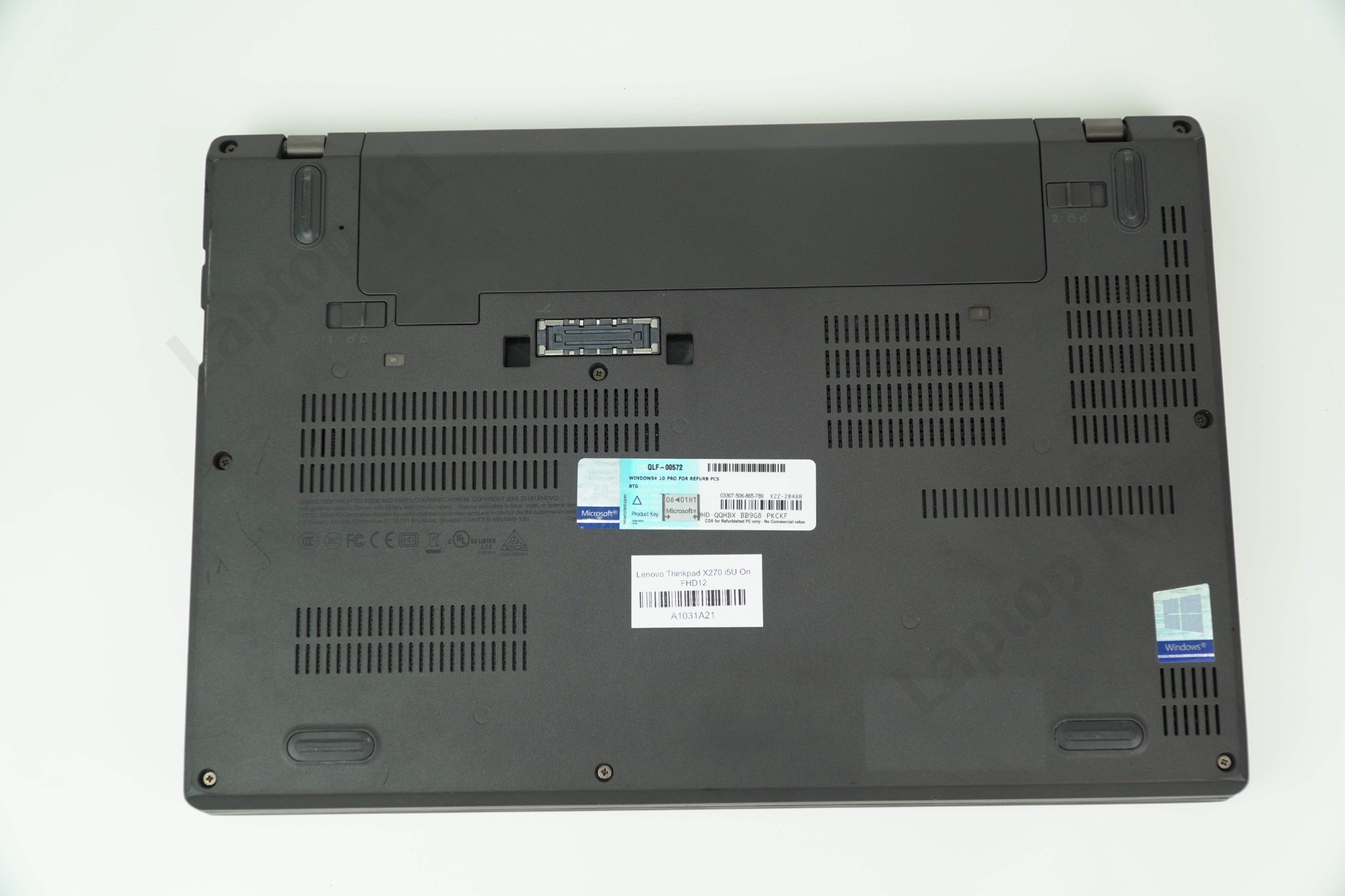 Laptop Cũ Lenovo Thinkpad X270 - Intel Core i5