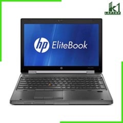 Laptop cũ HP Elitebook 8560W (Core i5 2520M, RAM 4GB, HDD 250GB, Nvidia Quadro 1000M 2000M, 15.6 inch HD+)