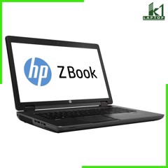 Laptop cũ HP Zbook 17 G2 (Intel Core i7 4810MQ, RAM 8GB, SSD 256GB, Nvidia Quadro K3100, FullHD 17.3 inch)