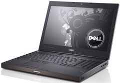 Laptop Dell Precision M6600 (Core i7 2720QM, RAM 8GB, HDD 500GB, Nvidia Quadro 3000M, 17.3 inch FullHD)