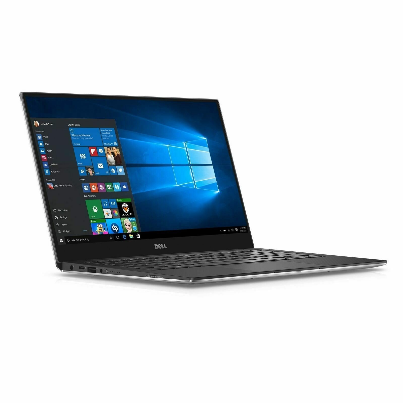 Laptop Cũ Dell XPS 9350 - Intel Core i5