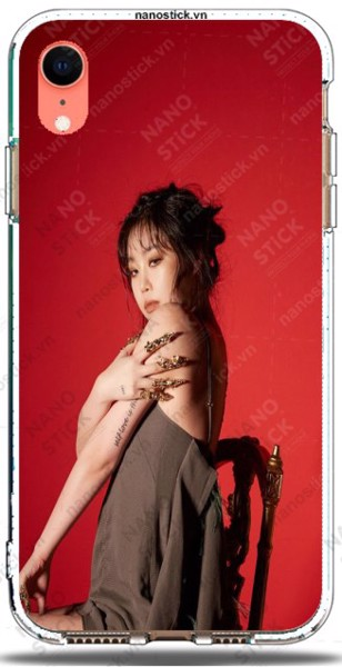 Ốp Lưng iPhone XR in hình (G)I-DLE 007