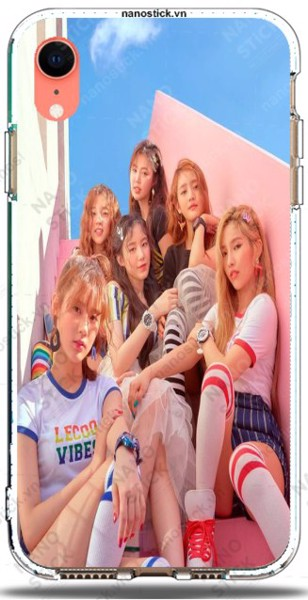 Ốp Lưng iPhone XR in hình (G)I-DLE 014