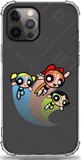 Ốp Lưng iPhone 12 Pro Max in hình The Powerpuff Girls 050