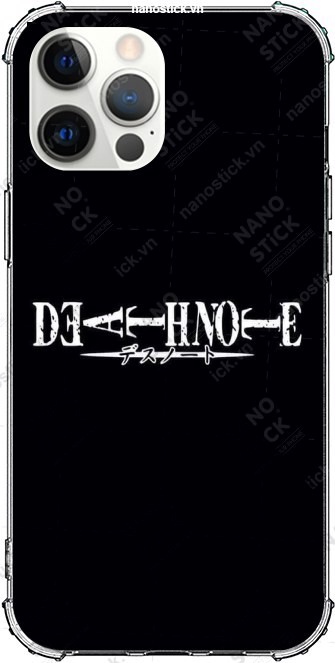 Ốp Lưng iPhone 12 Pro Max in hình Anime 073