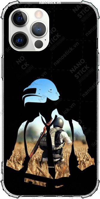 Ốp Lưng iPhone 12 Pro Max in hình Game PUBG 004