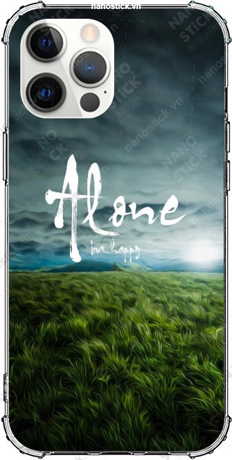 Ốp Lưng iPhone 12 Pro Max in hình Quotes 006
