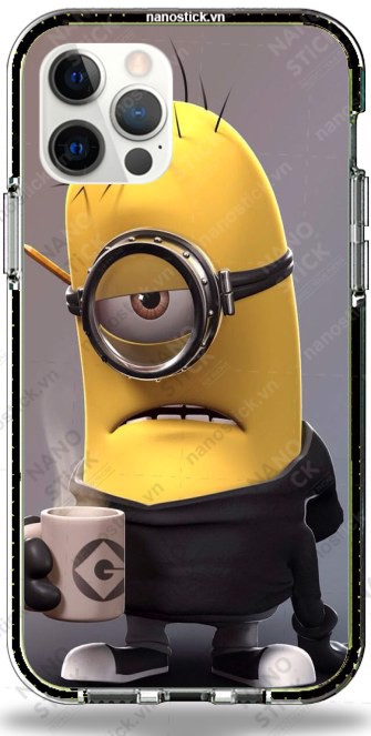 Ốp Lưng iPhone 12 Pro Max in hình Minion 005
