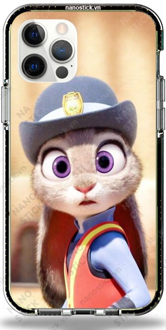Ốp Lưng iPhone 12 Pro Max in hình Zootopia 001