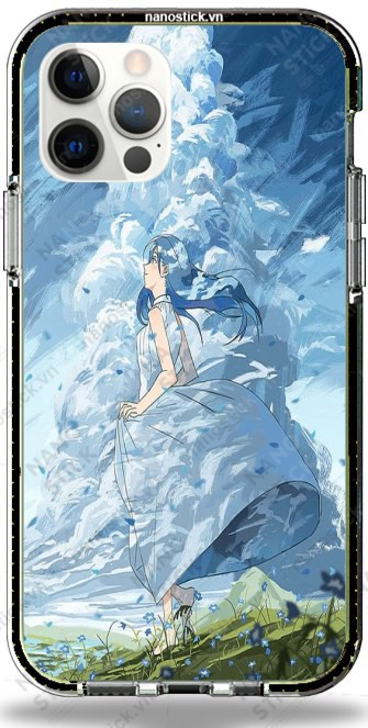 Ốp Lưng iPhone 12 Pro Max in hình Anime 001