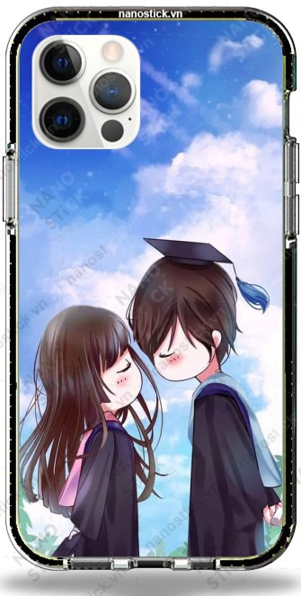 Ốp Lưng iPhone 12 Pro Max in hình Anime 003