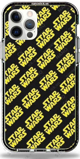 Ốp Lưng iPhone 12 Pro Max in hình Star Wars 001