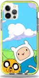 Ốp Lưng iPhone 12 Pro Max in hình Adventure Time 005