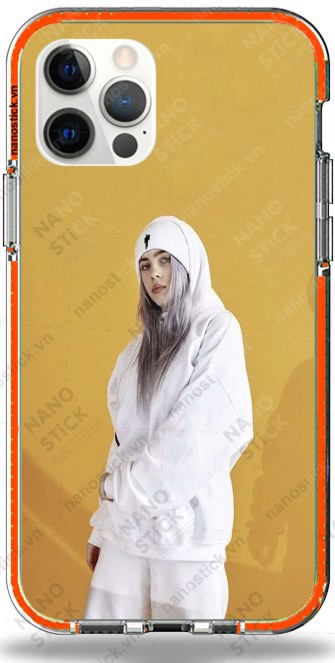 Ốp Lưng iPhone 12 Pro Max in hình Billie Eilish 007