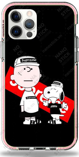 Ốp Lưng iPhone 12 Pro Max in hình Snoopy 020