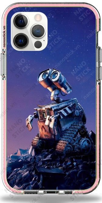 Ốp Lưng iPhone 12 Pro Max in hình Wall E 004