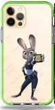 Ốp Lưng iPhone 12 Pro Max in hình Zootopia 064